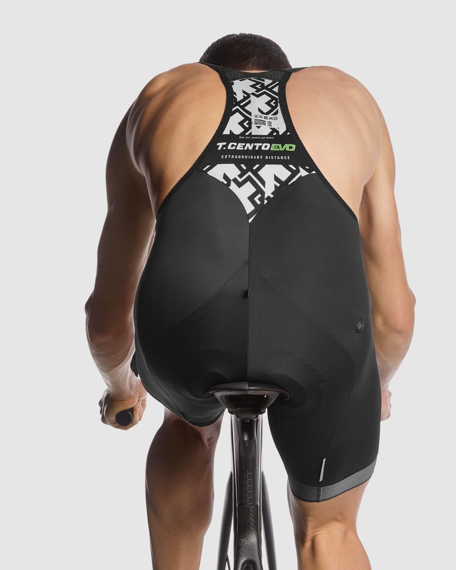 CENTO Evo Bib Shorts - ASSOS Of Switzerland - Official Online Shop